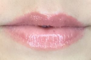 review of crunchi namaste lipgloss