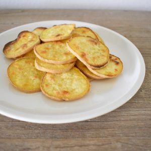 AIP sweet potato chips; paleo sweet potato chips
